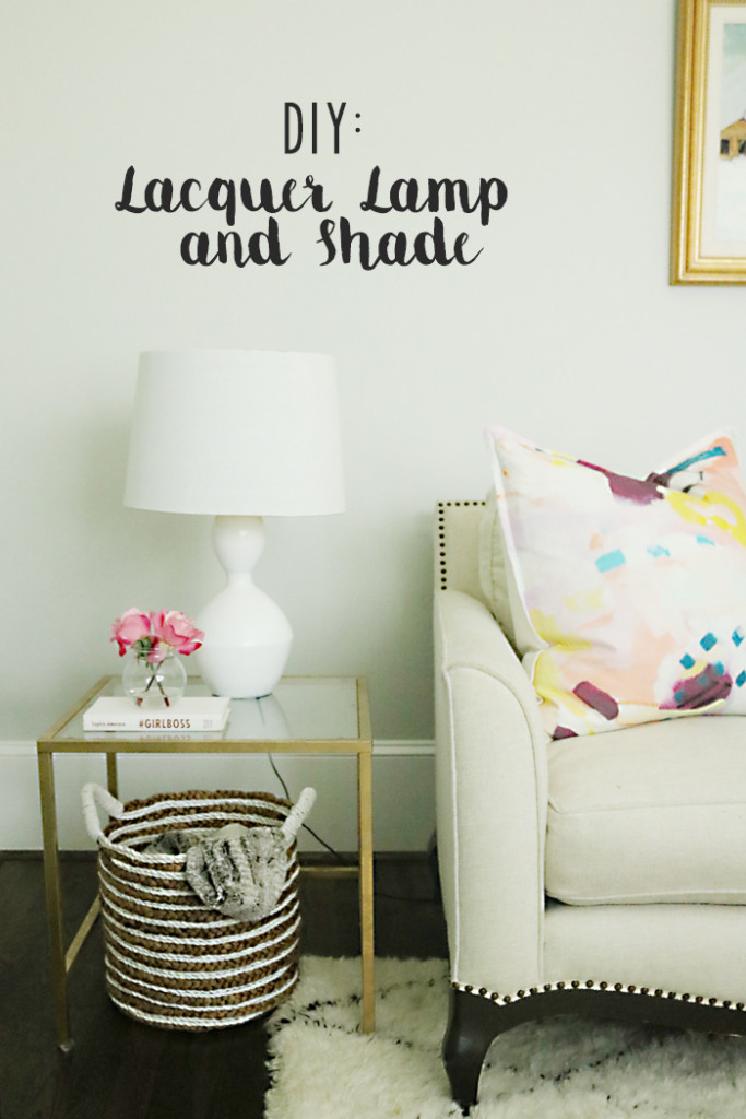 lacquer lamp gold lacquer shade amy howard paints