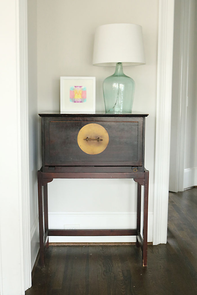Diy Painted White And Gold Furniture Amy Howard At Home