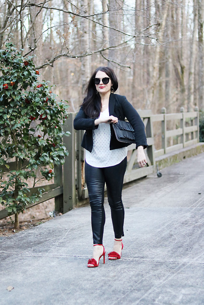 Casual But Sexy Outfit For Valentines Day Darling