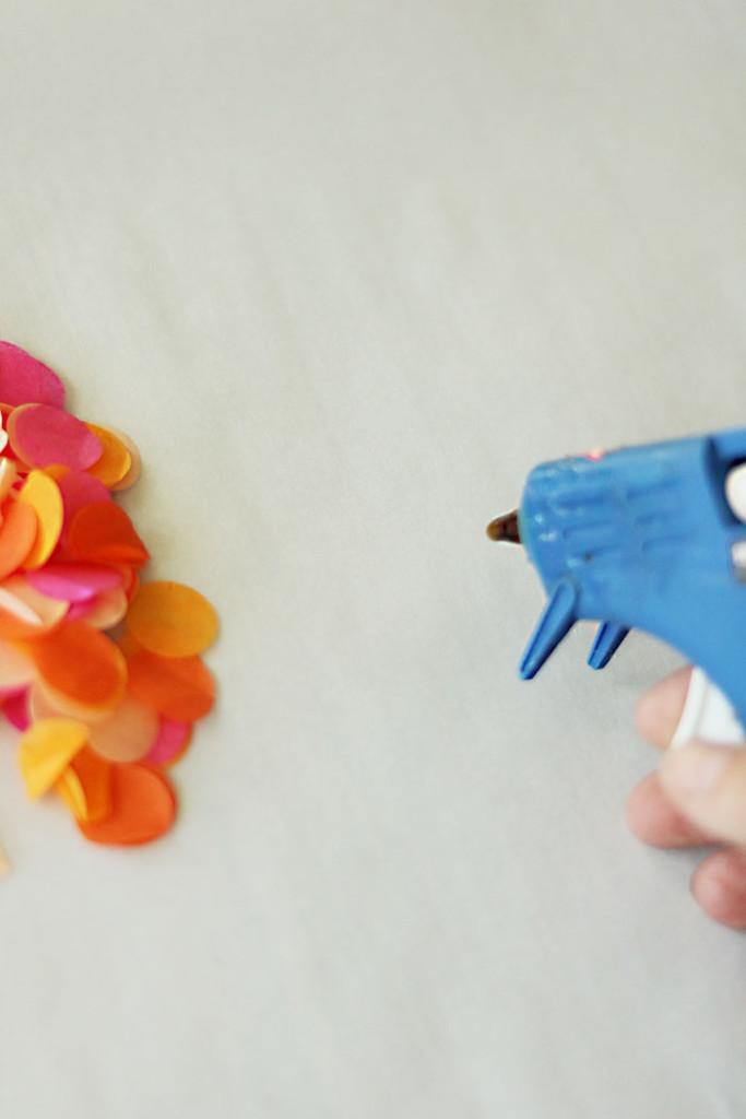 confetti-skewers-hot-glue-gun