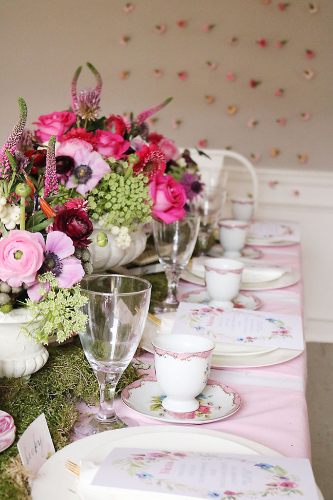 Indoor Garden Party Decorations Ideas Home Inspirations Induced Info