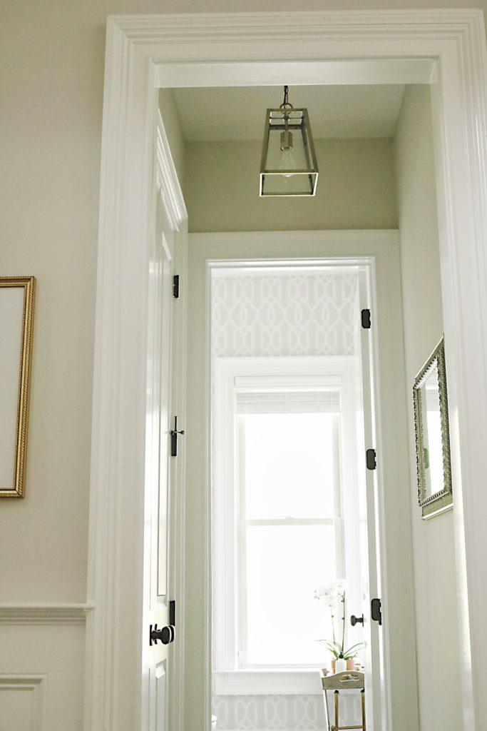 pendant lighting under $100, ballard designs lantern, hallway lighting, small room lighting, budget lighting, bathroom lighting, modern lighting
