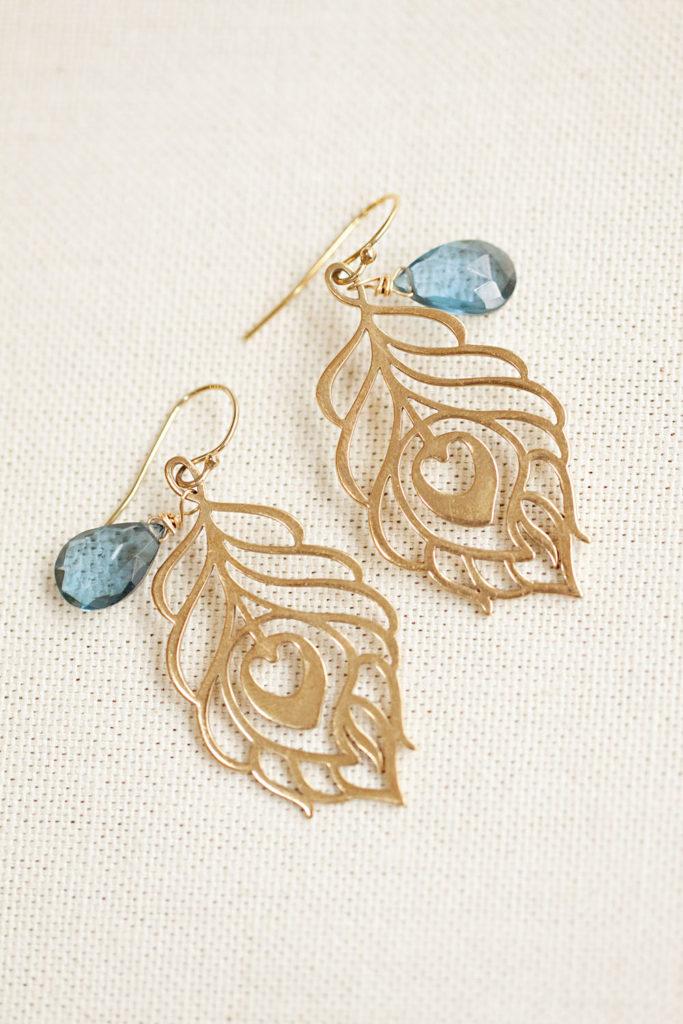Peacock Earrings-IMG_9384