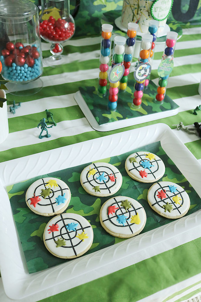 Paintball Birthday Party Darling Darleen A Lifestyle Design Blog