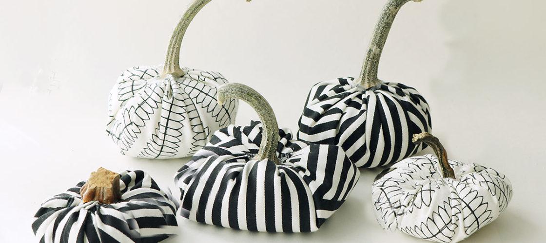 DIY Fabric Pumpkin