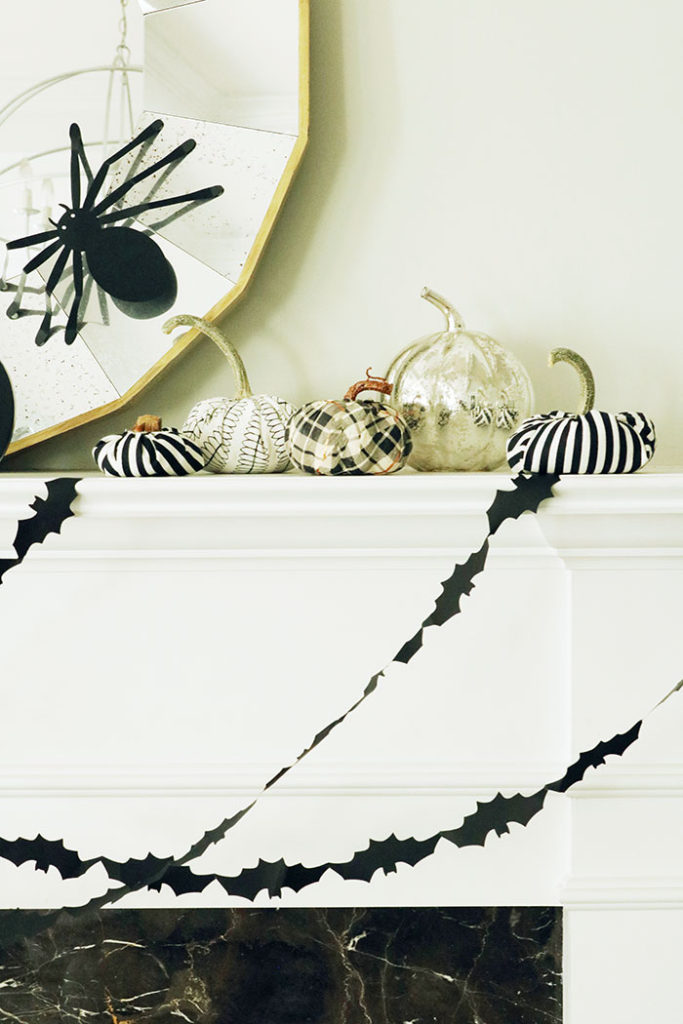 diy-fabric-pumpkins-on-mantle-tutorial, diy-fabric-pumpkins-with-real stems,diy-fabric-pumpkins-with-words, diy velvet pumpkins, fabric pumpkins how to, fabric pumpkins tutorial, modern pumpkins made with fabric, halloween mantle pumpkin decorations