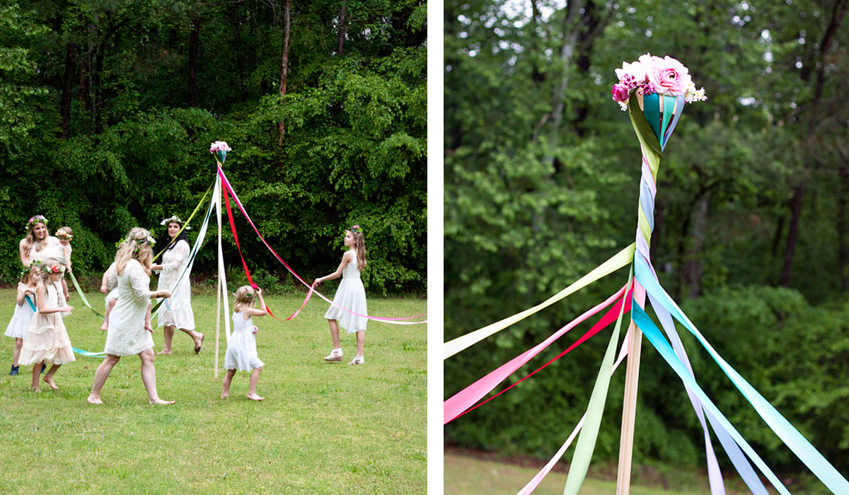 How To Make A Maypole Darling Darleen A Lifestyle