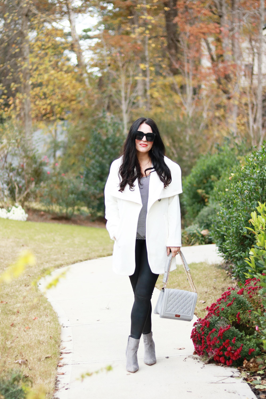 Coat options under $200, Black Friday sales, amazon fashion, coat options, white coat, spanx leggings, amazon fashion Black Friday deals