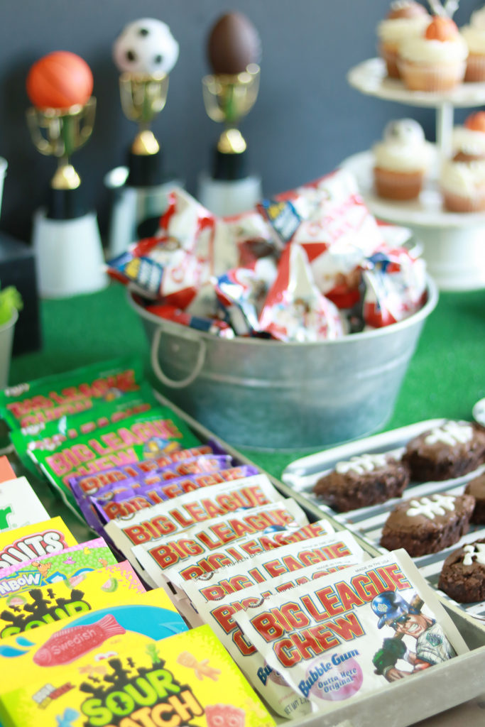 Sports Themed Birthday Party, Concession Stand Ideas    Darling Darleen