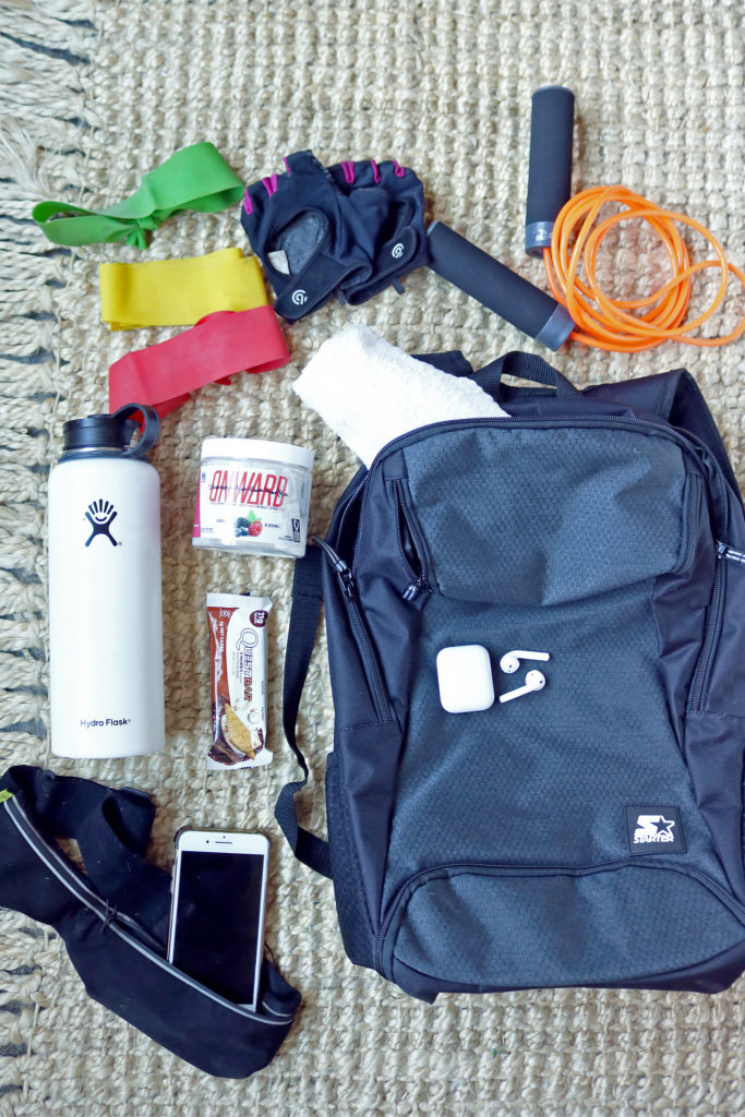 Pack the Perfect Gym || Darling Darleen