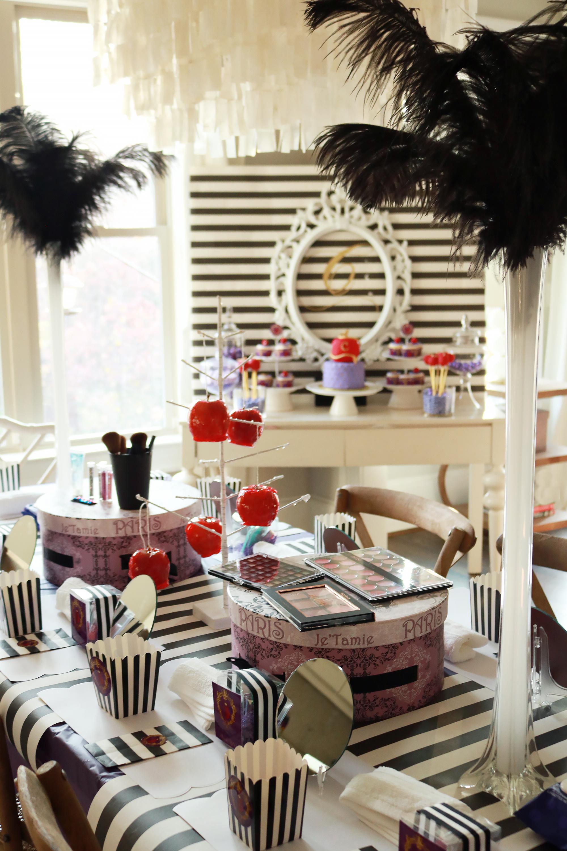 Descendants Birthday Make Up Party || Darling Darleen
