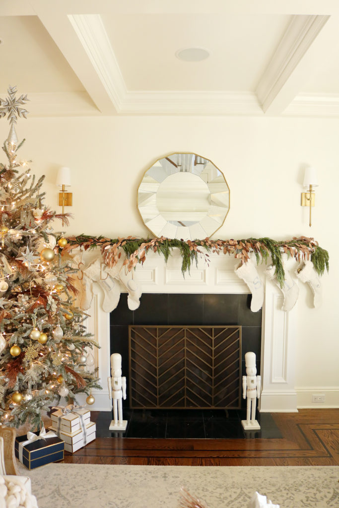 A New England Christmas on a Budget with Simple, DIY decorating ideas   Darling Darleen