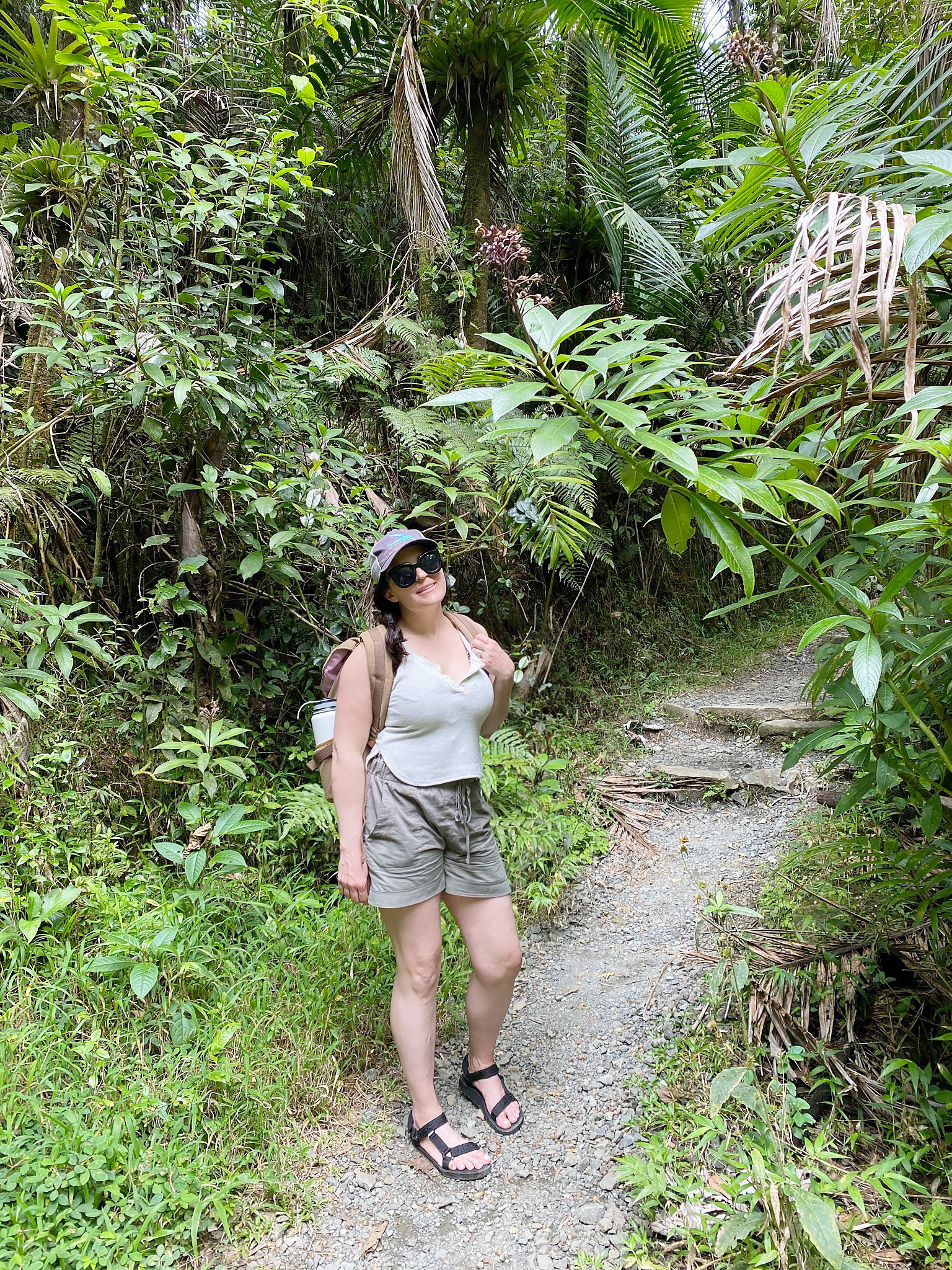 What to Pack to Puerto Rico and a few essential must haves to include in your travel bag for a successful trip to Puerto Rico, what to wear in Puerto Rico, what to wear to Old San Juan, what to wear to El Yunque Rainforest colorful summer dresses, leopard dress|| Darling Darleen  CT Top Lifestyle Blogger